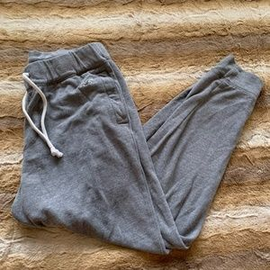 Gray Men's Hollister Skinny Sweatpants